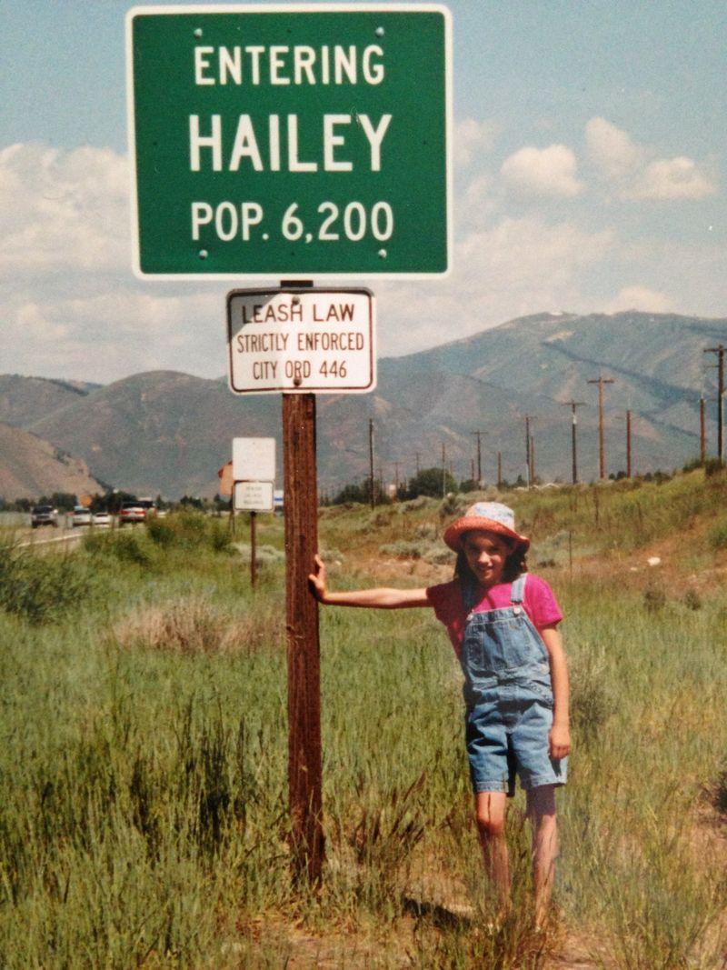 Hailey bday 6